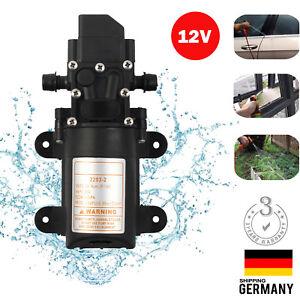 Druckwasserpum<wbr/>pe Hochdruck Wasserpumpe Membranpumpe Pumpe fr Auto Boot Garten DE