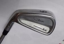 Left Handed Titleist 712 CB Forged 6 Iron Project X PXi Rifle 6.0 Steel Shaft