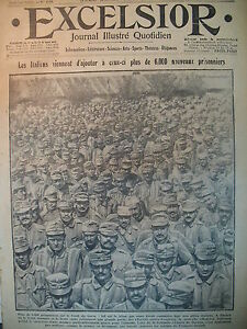 WW1-N-2159-FRONT-DU-CARSO-PRISONNIERS-TROUPES-ANGLAISES-PICARDIE-EXCELSIOR-1916
