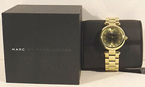 Marc-Jacobs-Watches-Damen-Armbanduhr-MJ-3448-35mm-Quarz-in-OVP