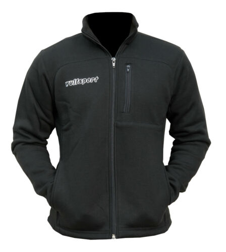 Wulfsport Fitted Zipped Sweater Full Zip MX Motocross Enduro Casual Jacket