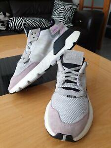Adidas Originals Nite Jogger Grey Older