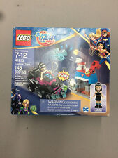 1 LEGOS DC SUPER HERO GIRLS LASHINA TANK # 41233  145 PIECES AGES 5-12 FREE SHIP
