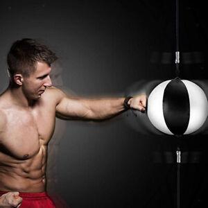 Geschwindigkeits Box Trainings Ball Tasche PU Doppel Enden Bälle für Frauen