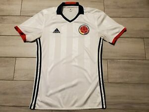 equipo tenis Armario  adidas Mens FCF Colombia Home Soccer Jersey archis.co.uk