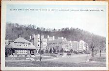 1940 Postcard: Campus Scene, Morehead Teachers' College - Morehead, Kentucky KY