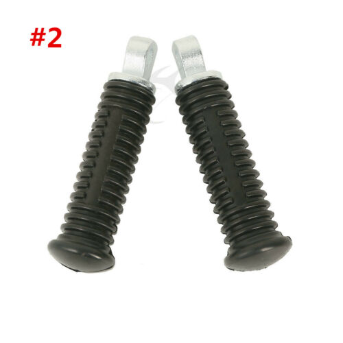 Passenger Rear Foot Pegs Footpegs Mount Fit For Harley Sportster XL Models 04-13