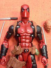 Marvel Legends Deadpool - X-men - Juggernaut BAF Wave - Loose