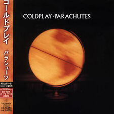 PARACHUTES by Coldplay (CD)