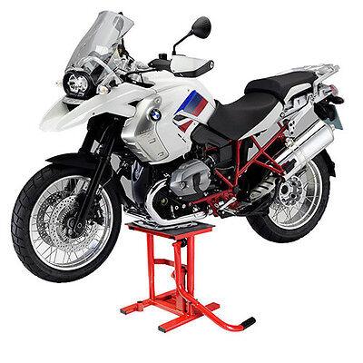 Dirt Bike Motorcycle Maintenance Steel Motocross Racing Adjustable Lift Stand