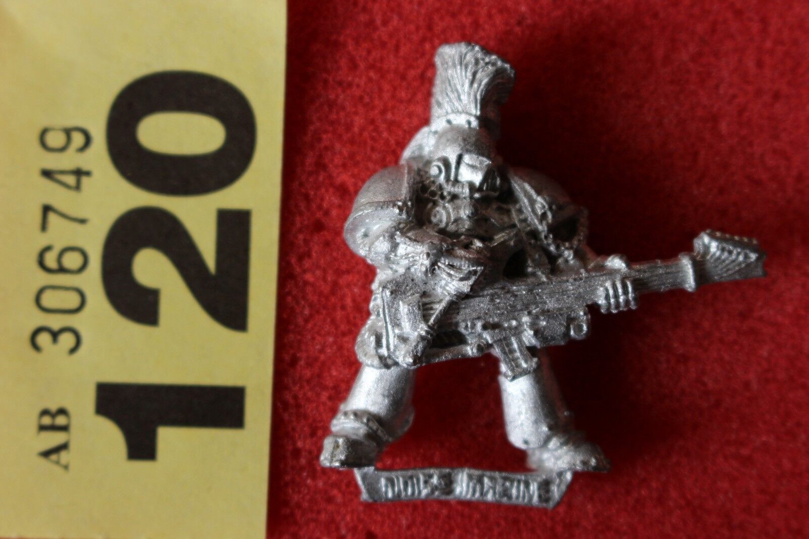 Spel arbetarhop Warhammer 40K Chaos Space Marines Noise Marine Rogue Trader Ny