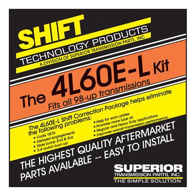 Superior 4L60E Kit K4L60-E 4L60E shift kit