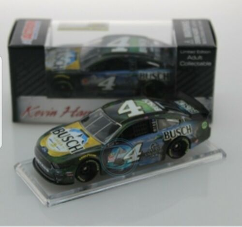 Kevin Harvick 2019 Busch Beer Ducks Unlimited 1:64 Nascar Diecast New Release