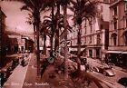 Cartolina - Postcard - Sanremo - Corso Mombello - animata - auto d'epoca - '51