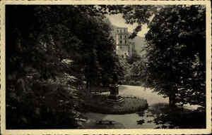 Heidelberg-s-w-Postkarte-1934-gelaufen-Blick-auf-Schloss-und-Scheffel-Denkmal