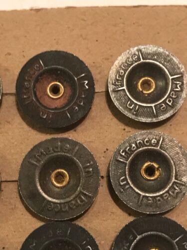 WW2 American Defense  Medal Lapel Rosette French Made Orig