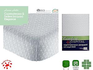 Coprimaterasso-jacquard-spugna-di-cotone-confort-matrimoniale-singolo-piazza-1-2