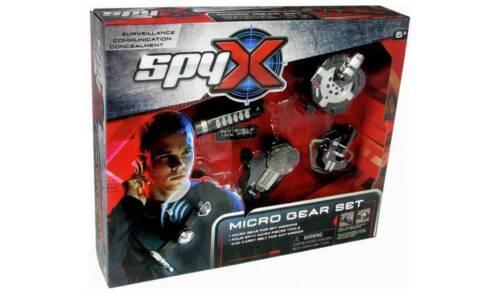 Ray-X MICRO SPY GEAR KIT incoraggia i bambini a esplorare l/'ambiente circostante e impostare