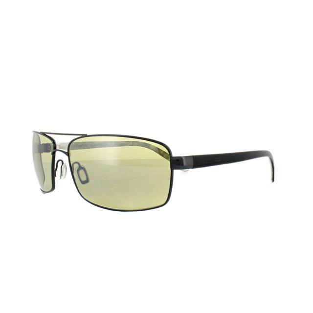 01284f83ddf Serengeti Eyewear Sunglasses San Remo 7988 Shiny Hematite Non Polar 555nm  Lens