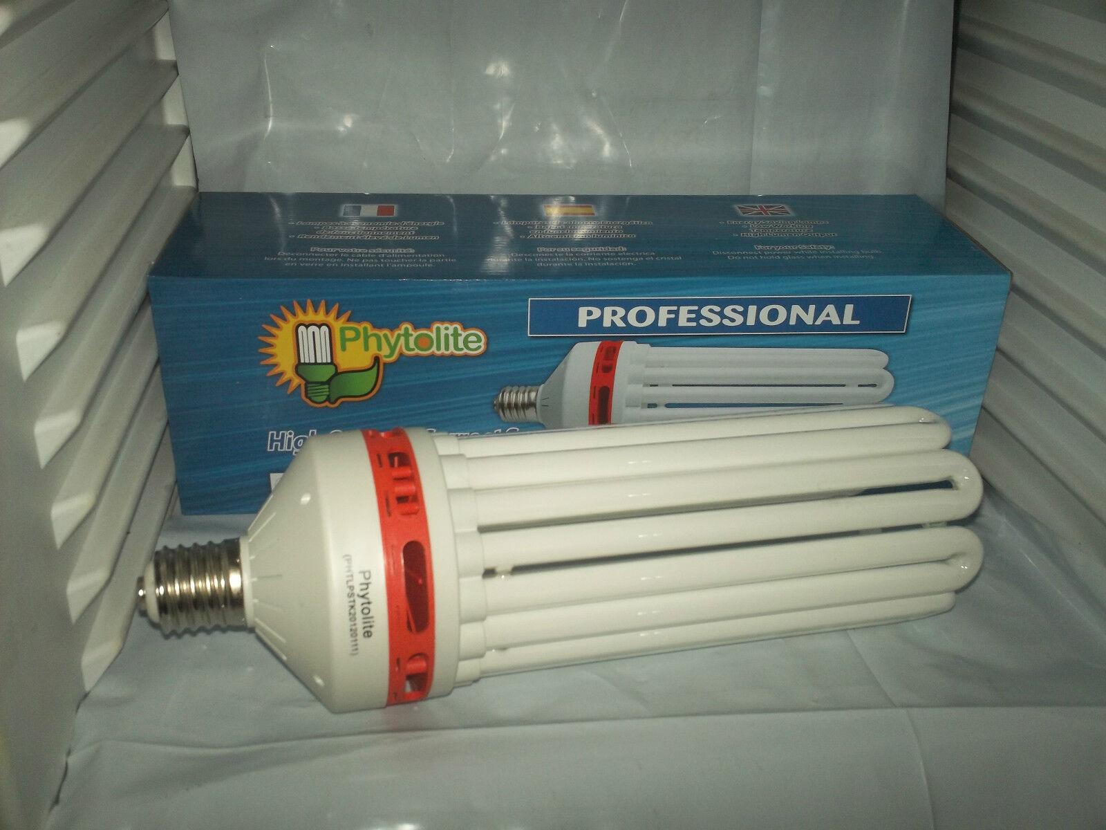 Lampada CFL bulbo bulb 250W rot 2700°K rot fioritura growing indoor flowering
