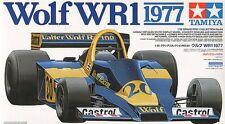 Wolf WR1 1977 J.Scheckter 1/20 Kit di Montaggio con fotoincisioni Tamiya 20064