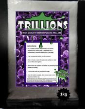 Mano moldeables plástico Polimorfia Termoplástico - 1kg Bolsa Blanco Pellets