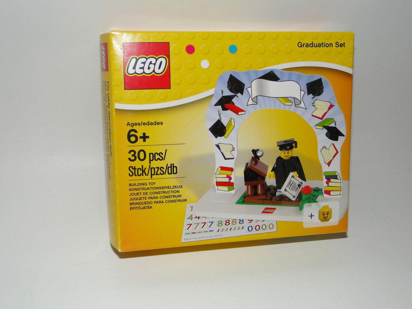 LEGO ® Classic Minifigure Graduation Set 850935 Neu & OVP RAR