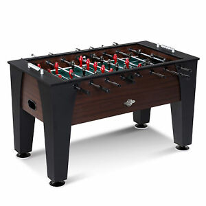 Image Is Loading Lancaster 54 Inch Foosball Soccer Game Room Competition