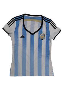 Adidas-Argentine-femmes-maillot-jersey-gr-L-44