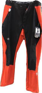 NWT-Mens-North-Face-Summit-Series-L1-Softshell-Climbing-Hiking-Pants-Red-38