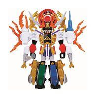 Power Rangers Deluxe Megazord Samurai Gigazord Free Shipping
