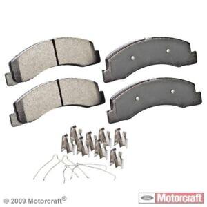 Ford Genuine Parts Motorcraft BR1266 Disc Brake Pads YU2Z-2V001-BA Factory