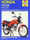Honda CG125 Service and Repair Manual: 1976 to 2007 by Jeremy Churchill, Pete Shoemark (Paperback, 2008)