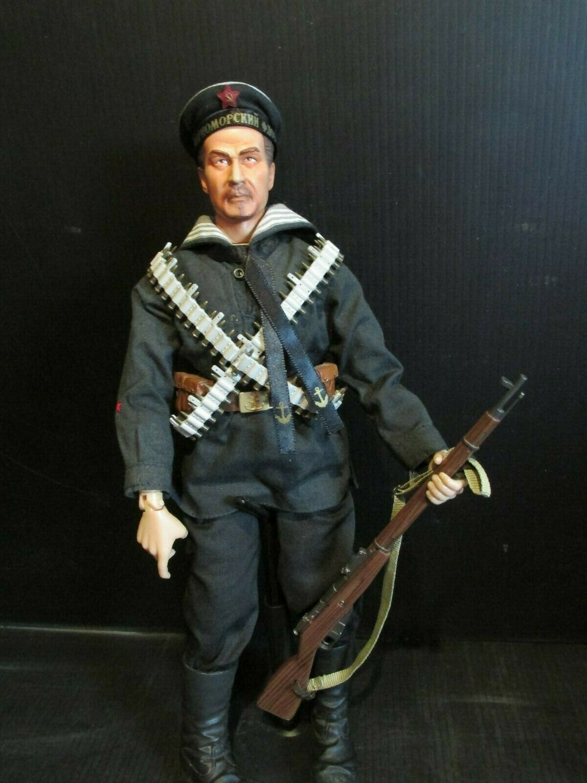 Dragon Side show 1 6TH scale figures  STALINGRAD ...RUSSIAN SAILOR
