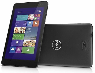 Dell Venue 8 Pro 64GB Tablet Wi-Fi 8inch Atom Z3740D 1.8GHz  2GB RAM Windows 8.1
