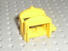 Selle cheval yellow LEGO CASTLE horse saddle 4491a /set 6379 6073 6011 6067 6080