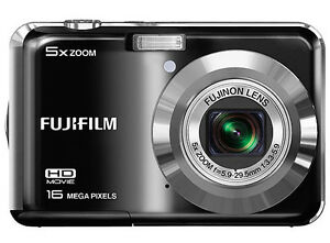 Fujifilm-Finepix-Black-16MP-Camera-with-2-7-034-LCD-Display