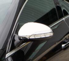 MERCEDES BENZ CLS CLASS 4 DOOR SALOON W219 NEW CHROME MIRROR TRIMS 2005 - 2009