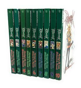 RAGNAROK-vol-2-10-Manhwa-Manga-Graphic-Novel-Book-lot-in-English