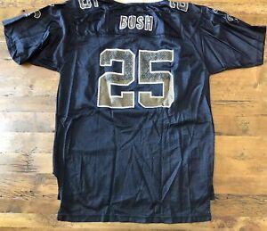 22457c3d27d New Orleans Saints Youth XL (18/20) Jersey #25 Reggie Bush Reebok ...