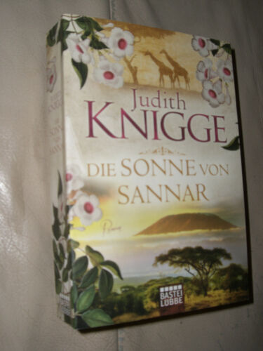 1 von 1 - Judith Knigge: Die Sonne von Sannar (Klappenbroschur)
