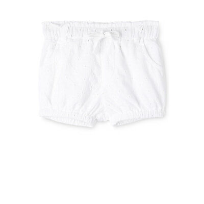 NEW Sprout Broderie Short White