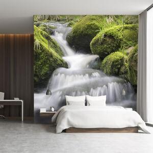 Fototapete Vlies Wasserfall - Tapete Tapeten Fototapeten Für ...