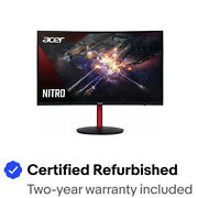 """Acer Nitro XZ2 - 31.5"""" Monitor WQHD 2560x1440 144Hz 16:9 400Nit"""