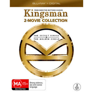 Kingsman-2-Movie-Collection-The-Secret-Service-The-Golden-Circle-BLU-RAY-NEW