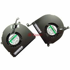 """100% NEW CPU Cooling Fan for 15"""" Macbook Pro A1286 Left and Right 2009 2010 2011"""