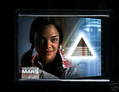 Veronica Mars 2 PW6 Tessa Thompson costume card