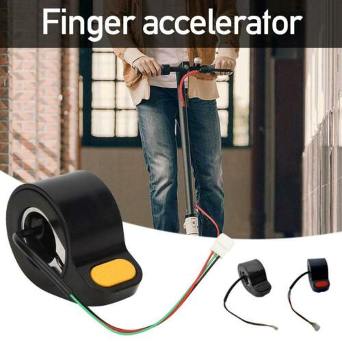 1x E-Bike Thumb Throttle Electric Scooter Speed Dial Thumb Accelerators Triggers