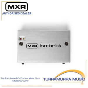 MXR-M238-ISO-Brick-Guitar-Effects-FX-Pedal-Isolated-Power-Supply-PSU-10-Output