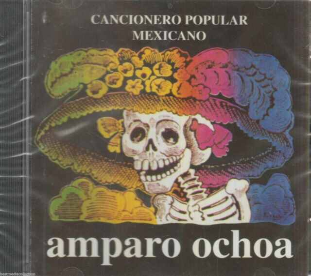 cancionero popular mexicano amparo ochoa